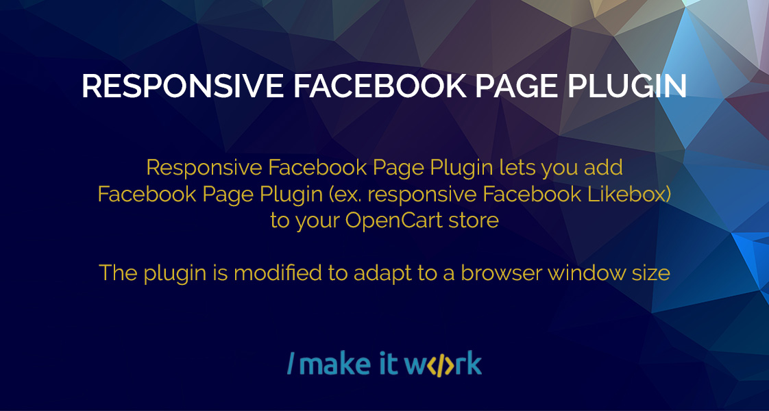 Responsive Facebook Page Plugin